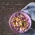 granola · cereales · a · rayas · placa · superficie - foto stock © karpenkovdenis
