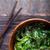 サラダ · 食品 · 背景 · レモン · アジア · 白 - ストックフォト © karpenkovdenis