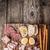 яйца · ветчиной · колбаса · хлеб · перец · чеснока - Сток-фото © Karpenkovdenis