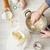 granola · bar · soyut · üst · görmek · gıda - stok fotoğraf © karpenkovdenis