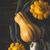 groene · knoflook · bos · houten · textuur · keuken - stockfoto © karpenkovdenis