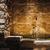 small fountain in the stone wall stock photo © karpenkovdenis