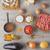 Ingredients for moussaka on the white table  vertical stock photo © Karpenkovdenis