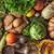 graan · brood · verschillend · plantaardige · houten · tafel · top - stockfoto © Karpenkovdenis