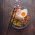 zuppa · ramen · pollo · ala · vecchio - foto d'archivio © Karpenkovdenis