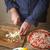 homem · pão · jovem · caucasiano - foto stock © karpenkovdenis