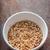 soup ramen noodles in ceramic bowl on the metal background stock photo © karpenkovdenis