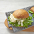 preparação · vegan · burger · fundo · almoço · refeição - foto stock © karpenkovdenis