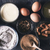 ingredienti · buio · pietra · tavola · top · view - foto d'archivio © karpenkovdenis