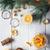 ayarlamak · turuncu · hazırlık · beyaz · ahşap · masa · gıda - stok fotoğraf © karpenkovdenis