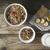 mesa · de · madera · foto · tiro · alimentos · salud - foto stock © karpenkovdenis