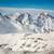 известный · лыжных · курорта · Альпы · зима · небе - Сток-фото © kasjato