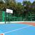 Basketballplatz · Himmel · Hintergrund · Fitnessstudio · blau - stock foto © kawing921