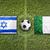 bayrak · İsrail · örnek · katlanmış · star · euro - stok fotoğraf © kb-photodesign