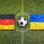 ウクライナ · ボール · サッカーボール · フラグ · 白 - ストックフォト © kb-photodesign