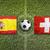 испанский · Футбол · 3d · человек · большой · футбольным · мячом · испанский · флаг - Сток-фото © kb-photodesign