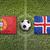 futballabda · zászló · Izland · futball · bajnokság · 3D - stock fotó © kb-photodesign
