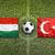 húngaro · bandeiras · bandeira · tecido · vermelho - foto stock © kb-photodesign