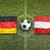 サッカー · 草 · フラグ · 空 · サッカー - ストックフォト © kb-photodesign