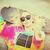 portré · csinos · lány · pulóver · napszemüveg · néz - stock fotó © keeweeboy