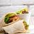 kip · pita · rollen · sandwich · traditioneel - stockfoto © keko64