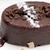 fresco · chocolate · bolo · glacê · prato - foto stock © keko64