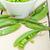 friss · zöld · zöldborsó · rusztikus · fa · asztal · textúra - stock fotó © keko64