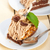 chestnut cream cake dessert stock photo © keko64