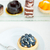 blueberry cream cupcake stock photo © keko64