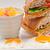 panini · sándwich · pollo · tomate · italiano · alimentos - foto stock © keko64