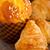 fresco · francês · croissant · madeira · conselho - foto stock © keko64