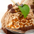 kastanje · room · cake · dessert · vers · gebakken - stockfoto © keko64