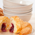 croissant · frans · bessen · jam · vers · gebakken - stockfoto © keko64