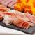 hideg · sült · disznóhús · étel · konyha · főzés - stock fotó © keko64