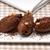 チョコレートムース · デザート · 新鮮な · チョコレート · 背景 - ストックフォト © keko64