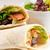 tyúk · pita · csomagolás · zsemle · szendvics · hagyományos - stock fotó © keko64