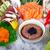 fresh sushi choice combination assortment selection  stock photo © keko64