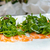 hal · saláta · szelektív · fókusz · levél · zöld · vacsora - stock fotó © keko64