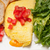 kaas · tomaat · salade · raket · voedsel - stockfoto © keko64