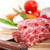 fraîches · porc · côtes · légumes · herbes - photo stock © keko64