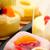 friss · bogyós · gyümölcs · torta · krém · sütemény · közelkép - stock fotó © keko64