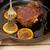 cerdo · chuleta · hierro · limón · especias - foto stock © keko64