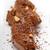 chocolate mousse quenelle dessert stock photo © keko64