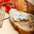 vers · schimmelkaas · frans · baguette · kerstomaatjes · kant - stockfoto © keko64