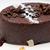 fresh chocolate walnuts cake stock photo © keko64