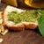 sarımsaklı · ekmek · pesto · fesleğen · sarımsak · gıda · arka · plan - stok fotoğraf © keko64