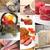 magas · fehérje · diéta · piros · pecsét · fehér - stock fotó © keko64