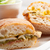 ripieno · mozzarella · sandwich · foto · olio - foto d'archivio © keko64