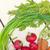 生 · ルート · 野菜 · 素朴な · 白 - ストックフォト © keko64