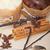 chocolate · baunilha · temperos · creme · bolo · sobremesa - foto stock © keko64